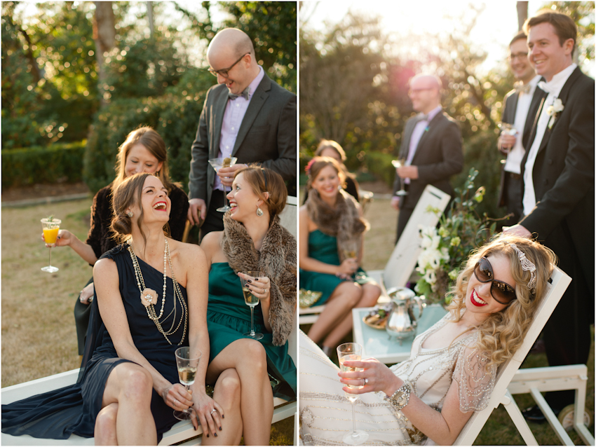 Art Deco Wedding Inspiration by Spindle Photography
