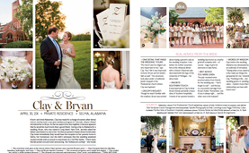 Spindle Photography Southern Living Weddings