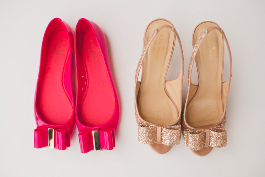 Kate Spade Wedding shoes - Spindle Photography
