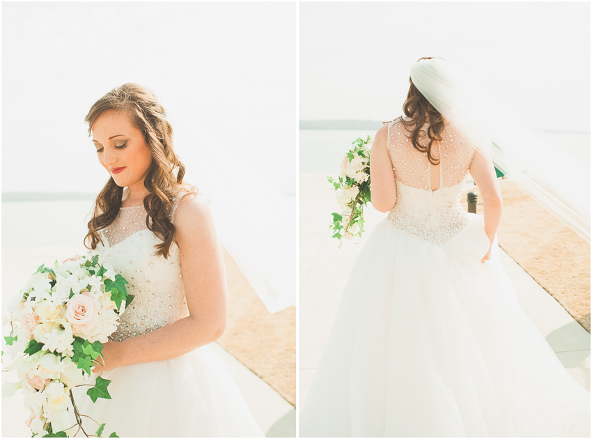 bridal portraits by Spindle Photography