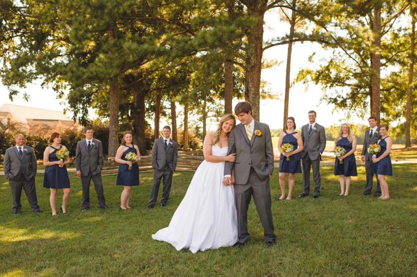 American Village Wedding Montevallo Al Spindle Photography